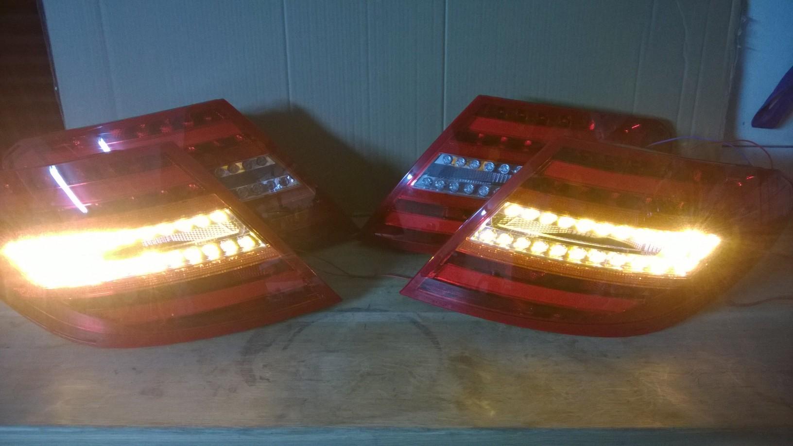 Reparatur von lampen mercedes c klasa w204 reparatur von for Lampen reparatur