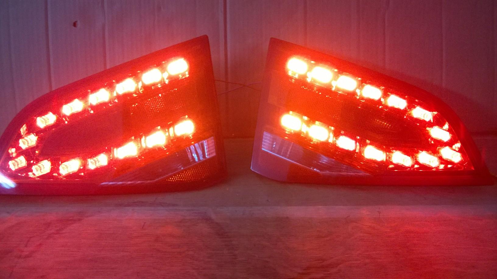 Reparatur von lampen tylnych audi a4 8k5 reparatur von for Lampen reparatur