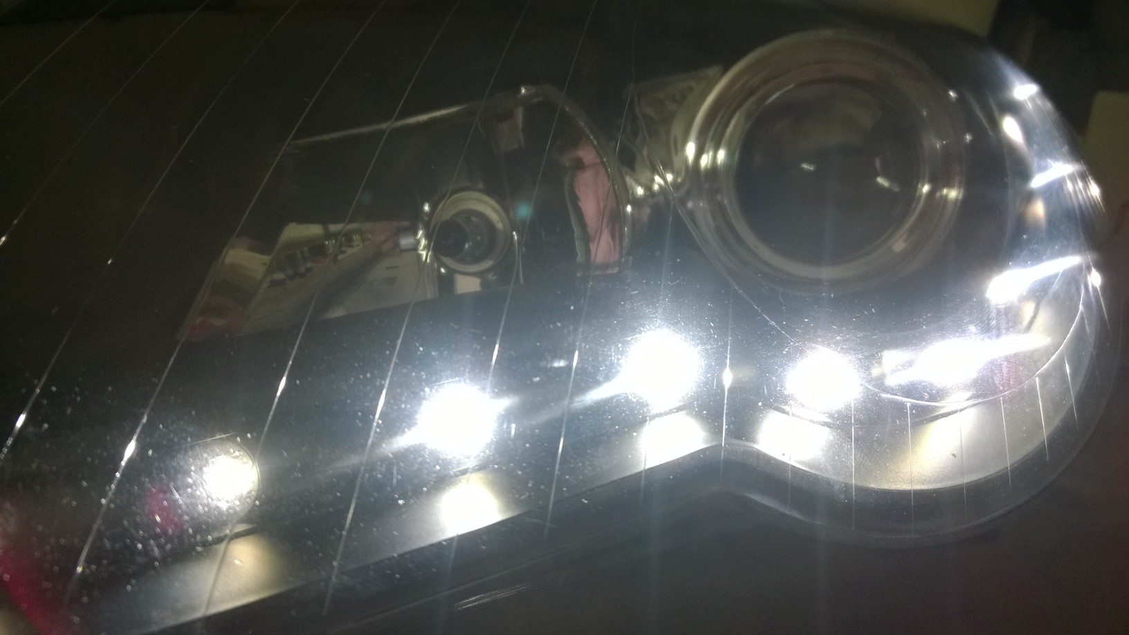 Reparatur von lampen przednich vw passat b6 drl depo for Lampen reparatur