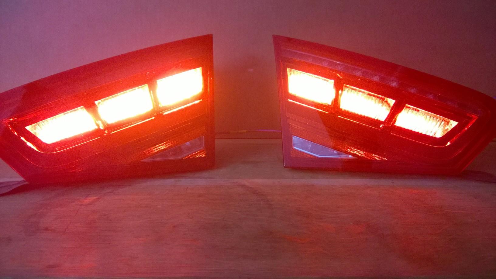 Reparatur von lampen tylnych audi a8 d4 4h0 reparatur for Lampen reparatur