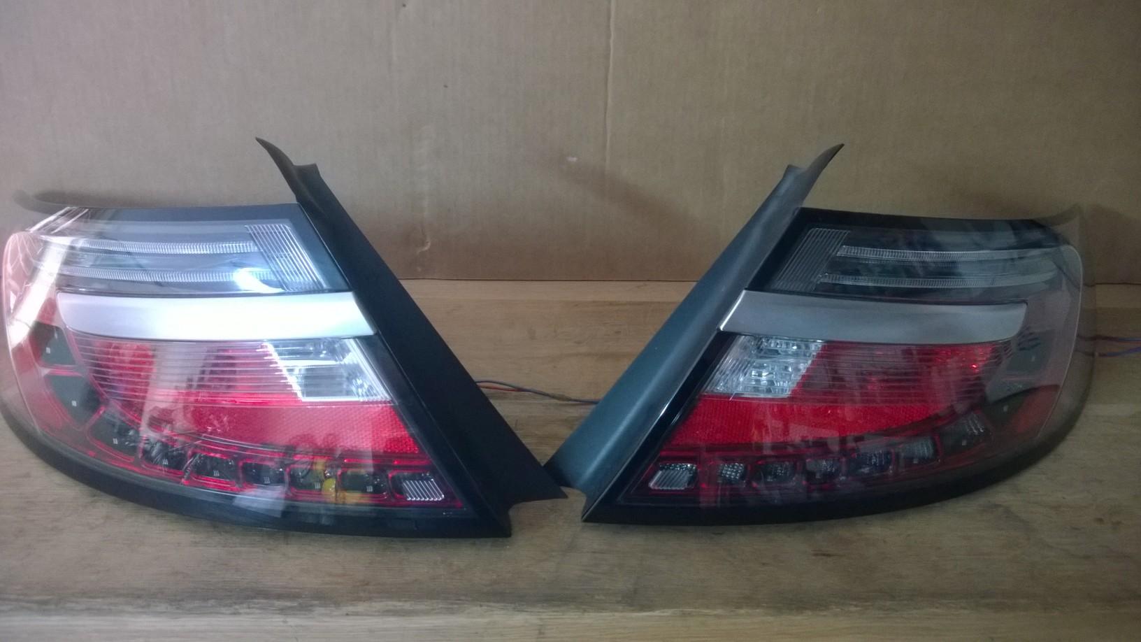 Reparatur von lampen led saab 95 2010r reparatur von for Lampen reparatur