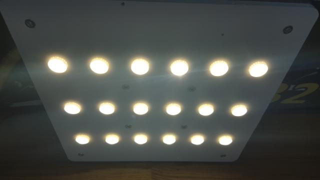 Lampa stanowiskowa LED