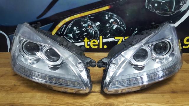 Naprawa lamp samochodowych LED