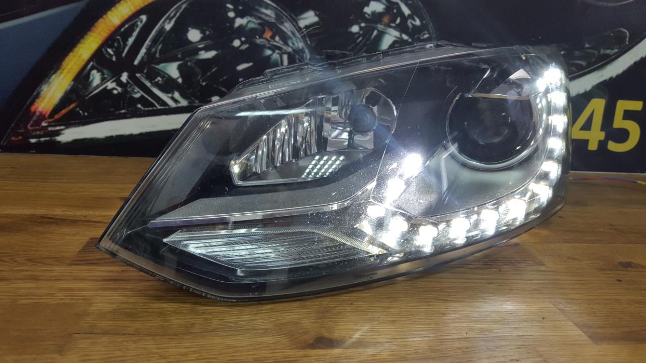 Reparatur von lampen led vw polo 6r0 2014 r drl for Lampen reparatur